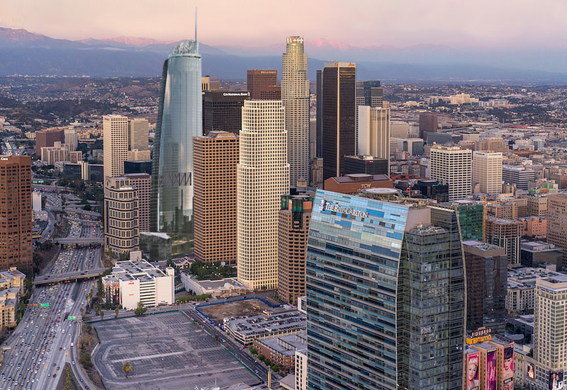 Wilshire Grand To Be The New Tallest Tower In The West